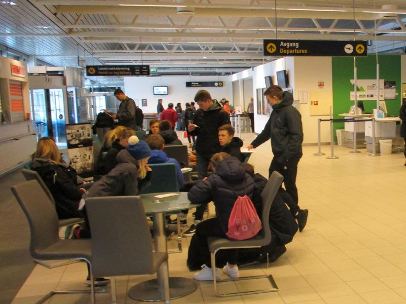 How to Travel from Stockholm Arlanda Airport into Stockholm City. Photo: Niki, Nature Travels.