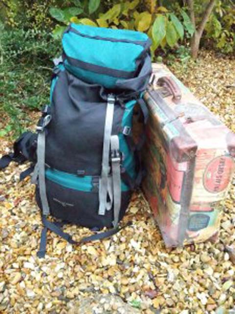 Backpack or suitcase - which should you bring?