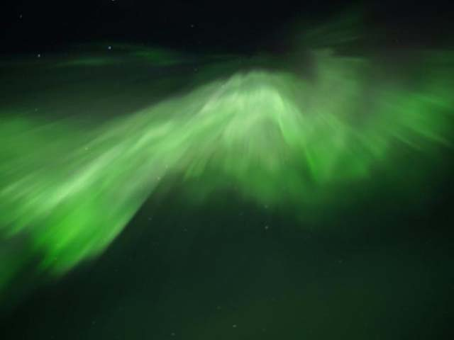Northern Lights corona.