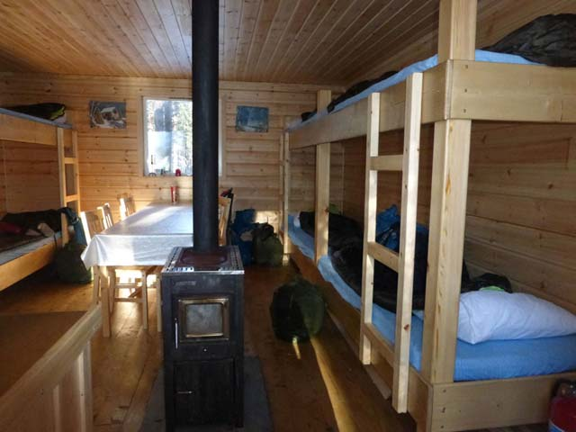 Many tours will feature shared and mixed sleeping accommodation.