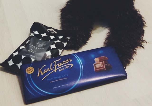 Finnish chocolate and licquorice. Photo: Visit Finland.