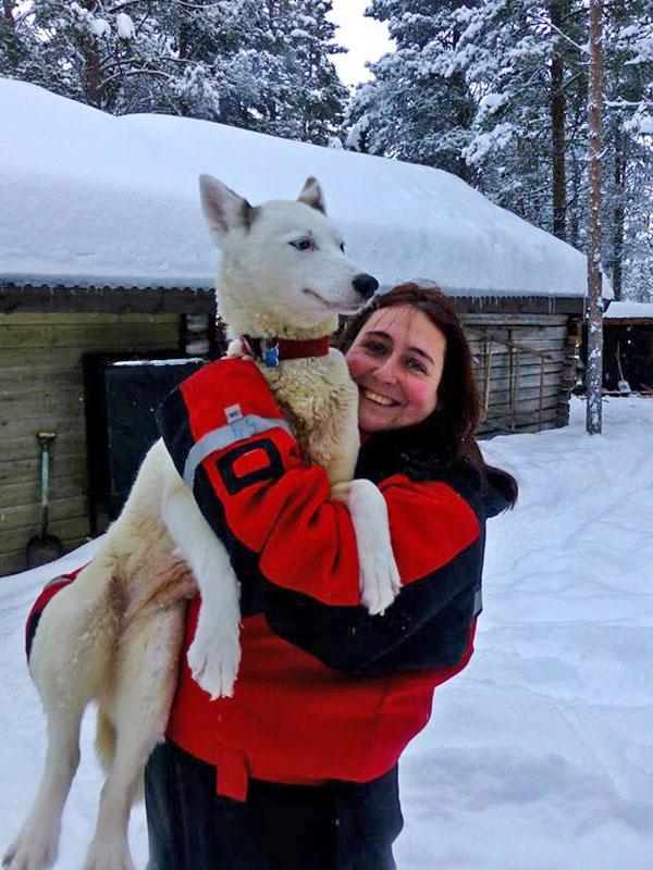 Top 20 Husky Pictures. Photo: Ellen Le Compte.