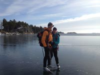 Ice Safety - How to Stay Safe on Lake and Sea Ice.