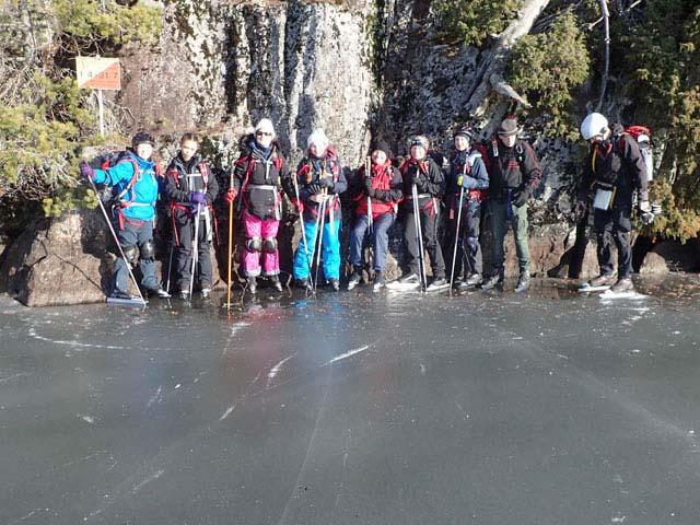 Skating explorers!