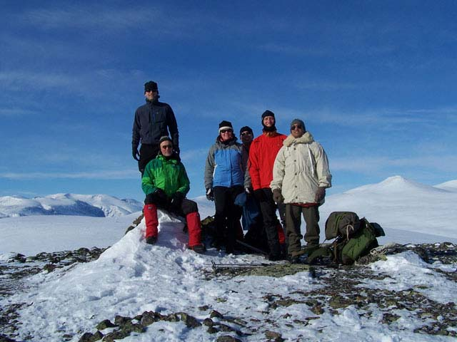 Discover Mountain Ski Touring in Lapland.
