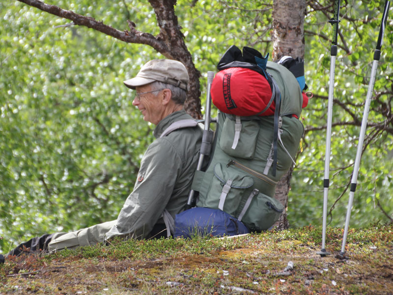 A water filter can be useful for any hiking trip. Photo: Peter Moller Pedersen.
