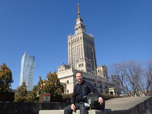 Is Warsaw this sunny all the time?