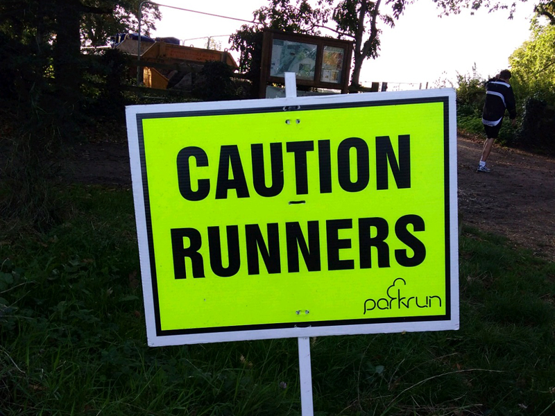 What is Parkrun? Photo: Niki, Nature Travels.