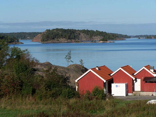 The Stockholm Archipelago.