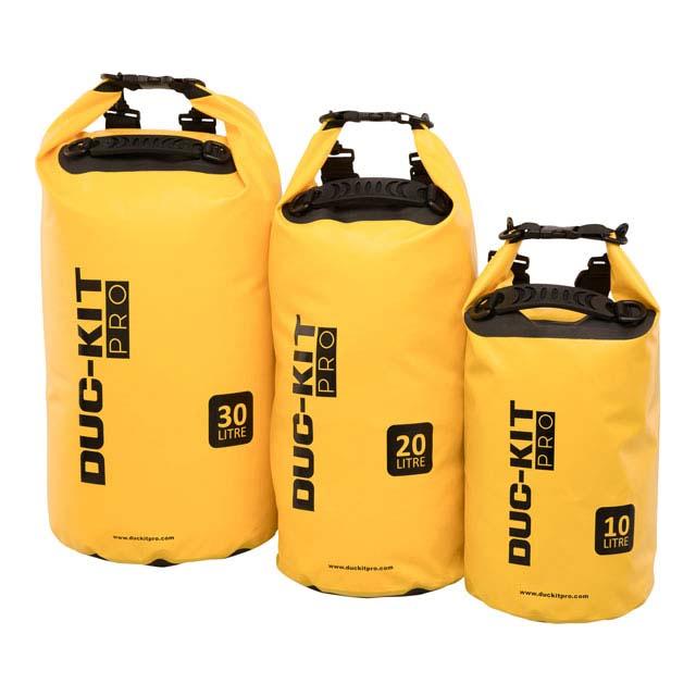 Duck-it Pro Dry Bags.