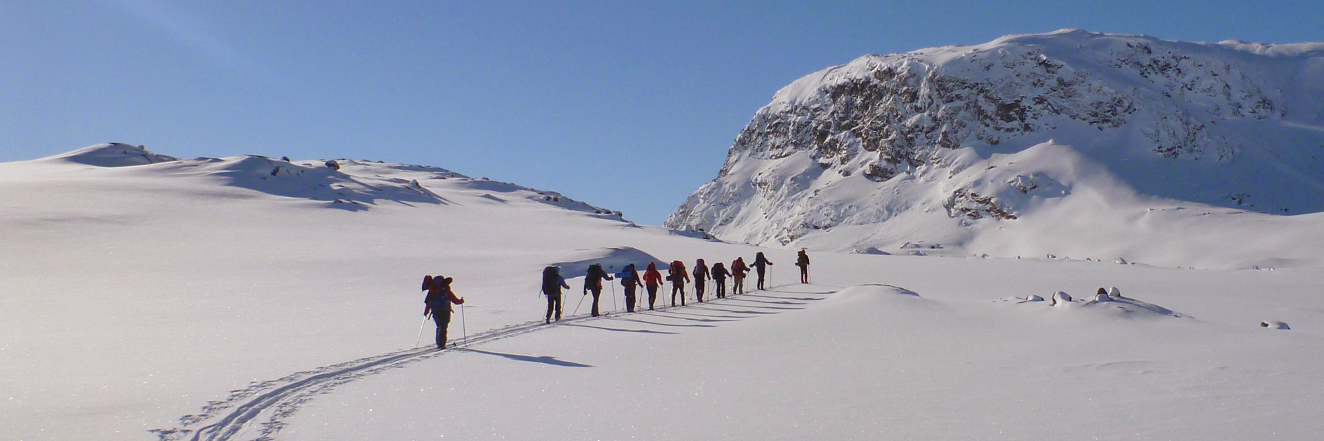 Ski Touring and Cross Country Skiing Holidays