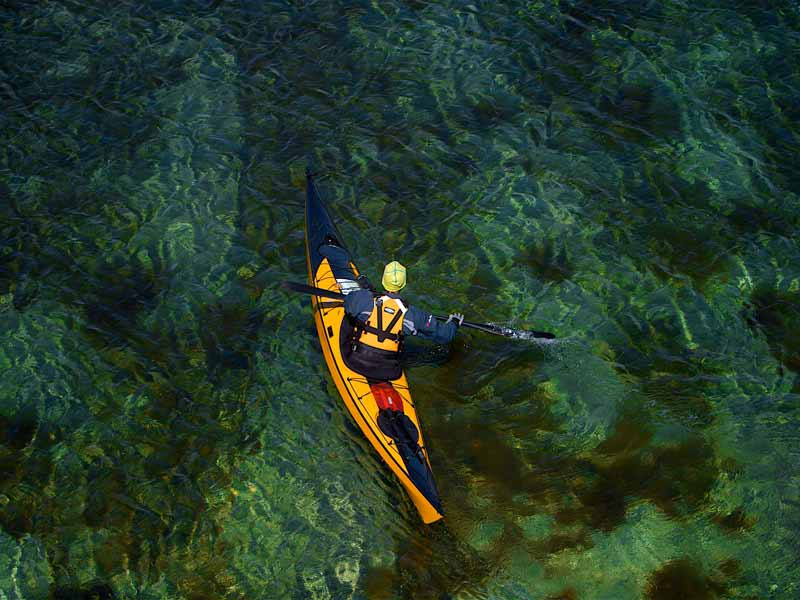 West Coast Kayaking Adventres