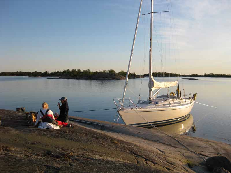 Sailing in the Stockholm Archipelago | Nature Travels