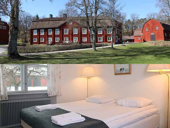 Accommodation in Mariefred