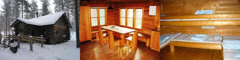 Wilderness Cabin Accommodation
