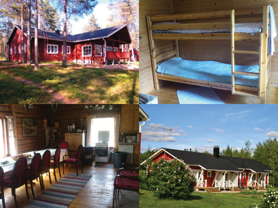 Guest House and Cabin Accommodation