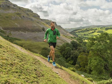 Trail Running Weekend in North Wales