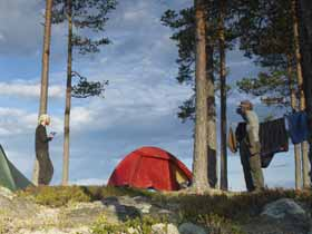 FAQs - Wild Camping and the Right of Public Access in Sweden