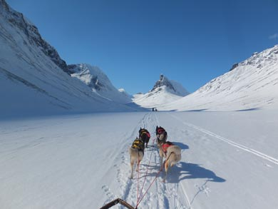 Inspiration - The King's Trail (Kungsleden) in Swedish Lapland