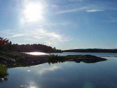 Hike and Bike in the Stockholm Archipelago