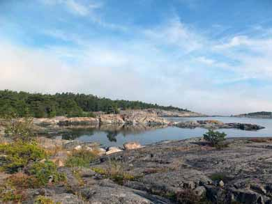 Island Hopping and Hiking in the Stockholm Archipelago