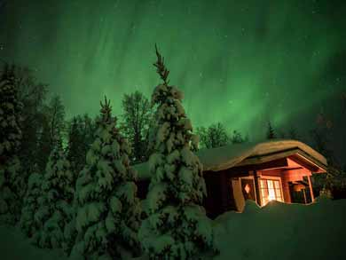 Northern Lights Multi-activity Adventure in Lapland