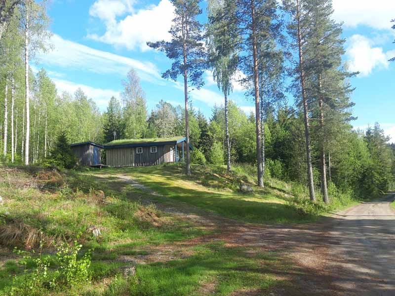 Lakeside Cabin Retreat in Värmland