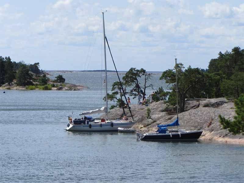 Hike, Bike and Paddle Stockholm's Lakes and Islands